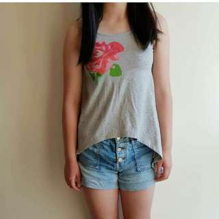 Rose Top - Size: Small
