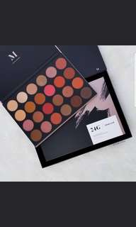 Morphe 24g grand glam eyeshadow paletes