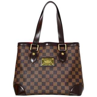 LV Damier Hampstead tote bag
