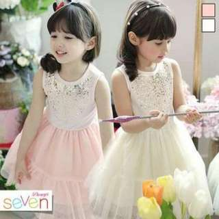 Girl Lacey Dress