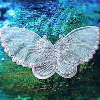 Butterfly Lace Applique