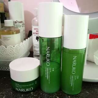 Naruko Full sized Tea Tree Set