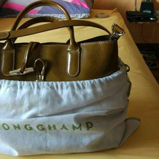 Authentic Pre❤ LONGCHAMP Shoulder/Crossbody/Hand Bag.