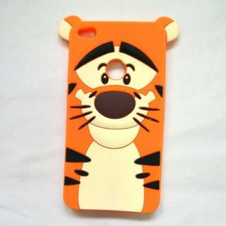Huawei GR3 2017 Jelly Phone Case, Tigger