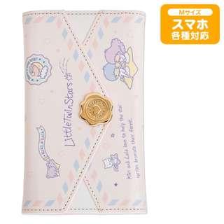日本代購 sanrio 專門店 2018年 3月 little twin stars 多機種対応 手機套