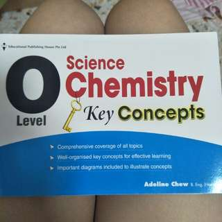 O Level Science Chemistry - Key concept