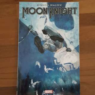 Moon Knight Vol 2 TPB