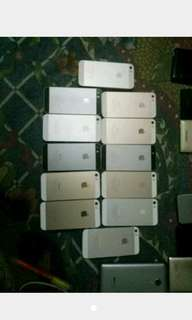 Iphone 5s 16 & 32 gb