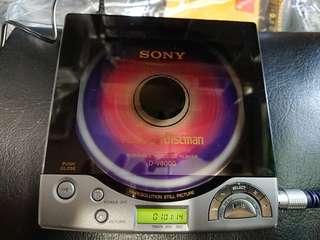 SONY Discman D-V8000