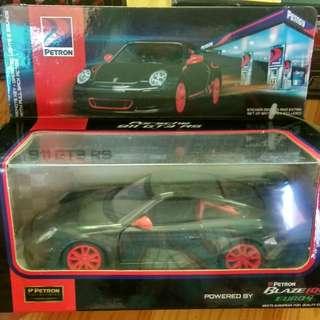 Petron model cars