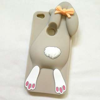 Huawei GR3 2017 Jelly Phone Case, Bunny