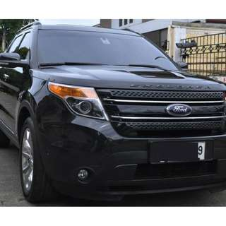 2014 Ford Explorer Limited 3.5L
