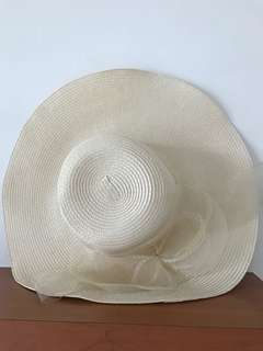# Blessings: Straw Hat (FOC self-collect for buyers who support my listings)