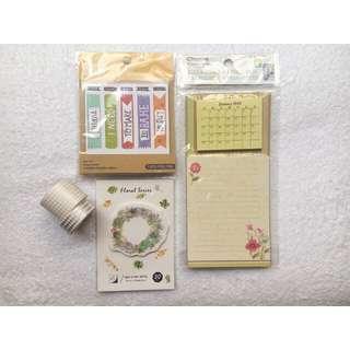 Bundle 03: Journal Essentials
