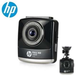 HP F330s 全高清行車記錄儀 (香港行貨)