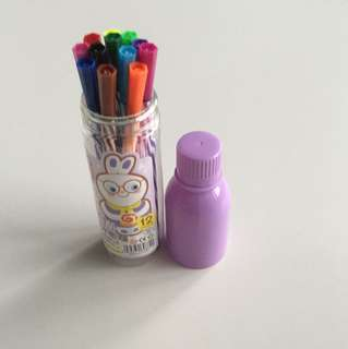 12 Colour Magic pen