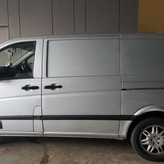 Mercedes-Benz Vito 111  Long Wheel Base
