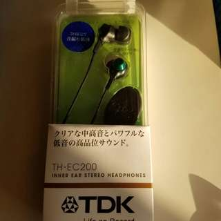全新TDK TH-EC200