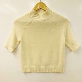 Theory cashmere knitted sweater top size XS