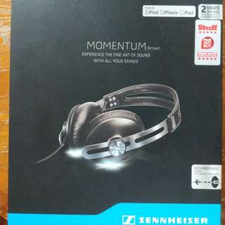 Sennheiser Momentum Brown Over-Ear Headphones