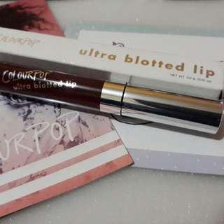Colourpop Ultra Blotted Lip - Cherry on Top