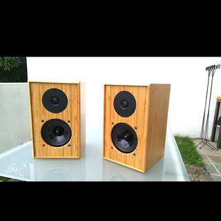 Stunning Soundtech MC 15 Speakers