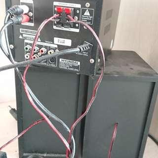 HYUNDAI 音響(HHF-288)(壞)