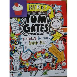ORIGINAL: TOM GATES ACTIVITY BOOK