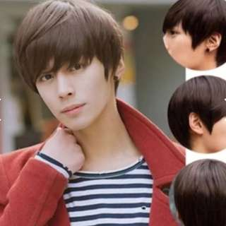 Reservist special Male Korean wig