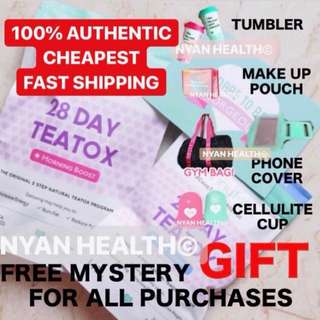 FREE GIFT + MAIL! Skinnymint Teatox