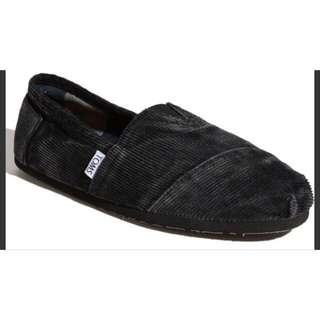 *Repriced* Toms Classic Corduroy Slip on