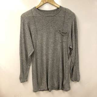 MM6 gray top size M