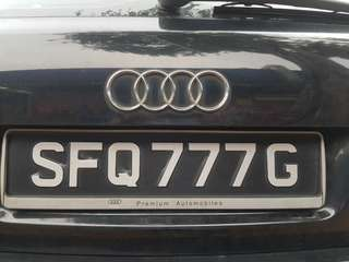 NICE CAR NUMBER FOR SALES