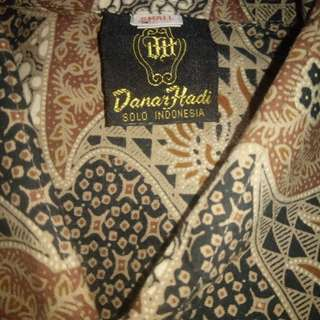 Batik Danar Hadi for Men's.