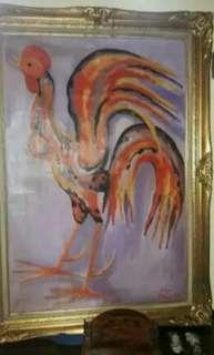 Lukisan Dekor Popo '97