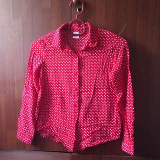 Kid blouse