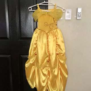"""Beauty and the Beast """"Belle"""" Gown"""