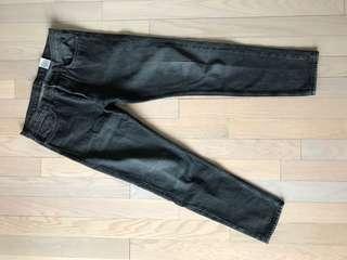 Celana jeans h&m hitam