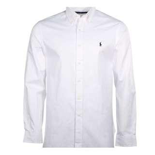 Polo Ralph Lauren Men's Oxford Solid Dress Shirt #3色