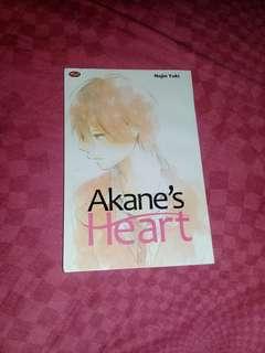 Akane's Heart
