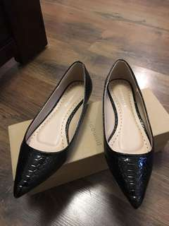 Primadonna pointed doll shoes