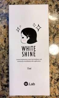 韓國W Lab White Shine 保濕美白霜