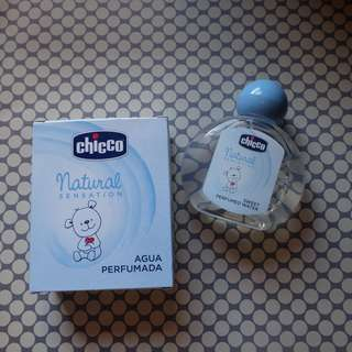CHICCO sweet perfumed water natural sensation