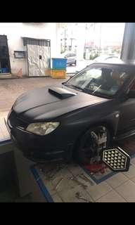Subaru ver9 1.6(M) Reg Singapore🇲🇨