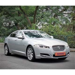 Jaguar XF 2.0 Auto Luxury