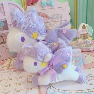 Little Twin Star Unicorn keychain 💎Pre-order!💎