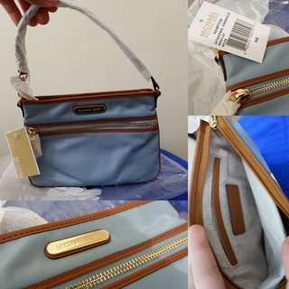 Michael Kors Light Blue Small Shoulder Bag