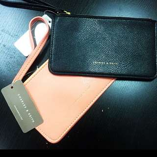 CLEARANCE | Charles & Keith Wristlet