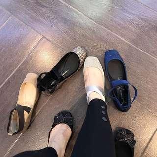 Jessica Simpson Mandalaye Ballet Flats shoes