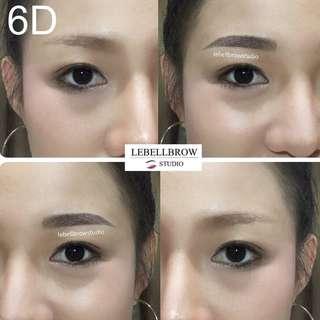 🚚 Nano Korean 6D Eyebrow Embroidery